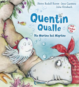 "Cover der CD ""Quentin Qualle"""